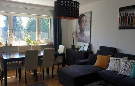 Möblierte 3-Zimmer-Wohnung mit Balkon und EBK in einer ruhigen Lage in Ingolstadt zur Zwischenmiete