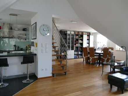 Stylische Penthouse Wohnung im westlichen Münsterland