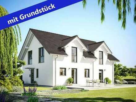 Traumhaftes Haus mit Einliegerwohnung zum Vermieten! Inkl. Grundstück
