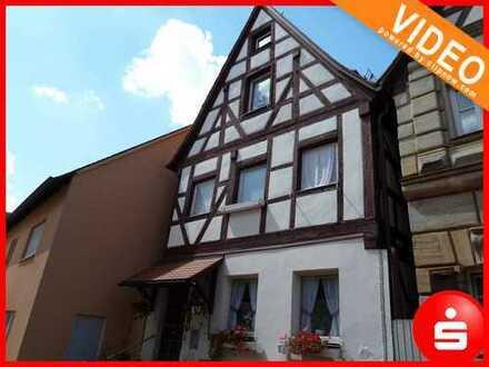 Wohnen in historischen Umfeld - Einfamilienhaus im Zentrum von Altdorf