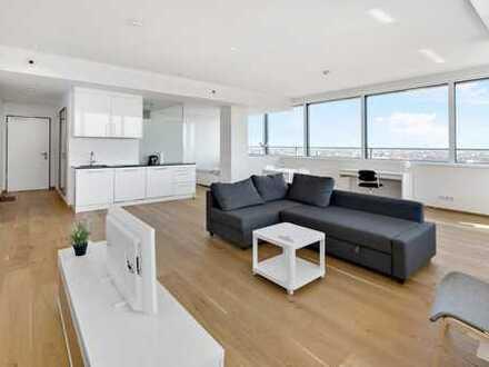Hochwertiges Apartment mit Ausblick