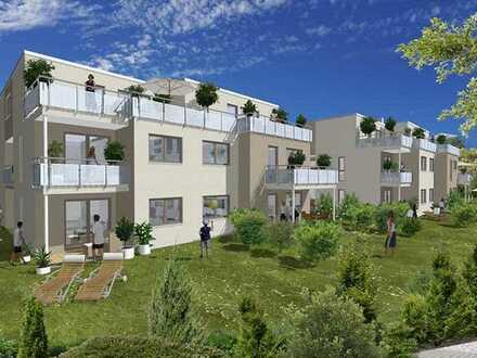 Neubauwohnung im EG mit 1-Zimmer und Garten! (WHG 4 Haus 2)