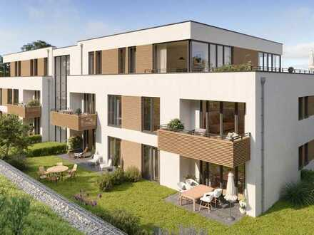 Wohnen am Weinberg exklusives PENTHOUSE mit Dachterrasse 1.2.1