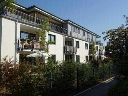 2-Zi-Wohnung mit Balkon, barrierefreie, komfortable Wohnanlage in Ochtersum