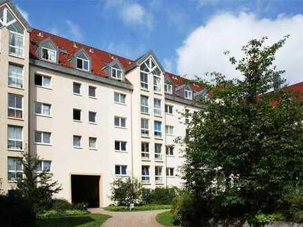 +++ Zentrumsnahe 2-Raumwohnung mit Balkon +++