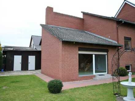 Traumhafte Doppelhaushälfte in ruhiger Lage von Weyhausen