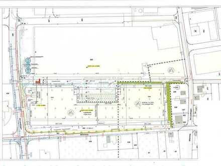 Neubau Logistik- / Lager- / Produktionshalle in verkehrsgünstiger Lage von Oelde