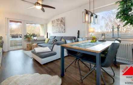 Exclusive Wohnung in ruhiger Lage mit Luxuscharakter!