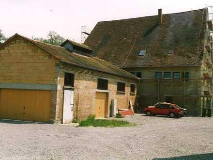 Gebäude als Lager / Werkstatt
