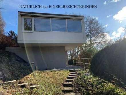 WEITBLICK & NATURPARADIES - Traumh. Villa - EXKLUSIVE LAGE - für INDIVIDUALISTEN -*FRISCH RENOVIERT*