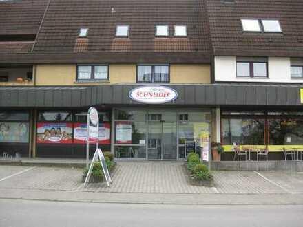 Ladenfläche in Walddorfhäslach auch teilbar