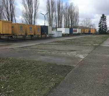Freifläche ab 1.000 m² in Lichtenberg nahe Landsberger Allee zu vermieten