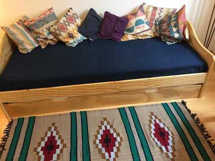 Cozy bedroom near the park