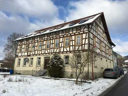 Schöne vier Zimmer Wohnung in Reichenbach am Heuberg