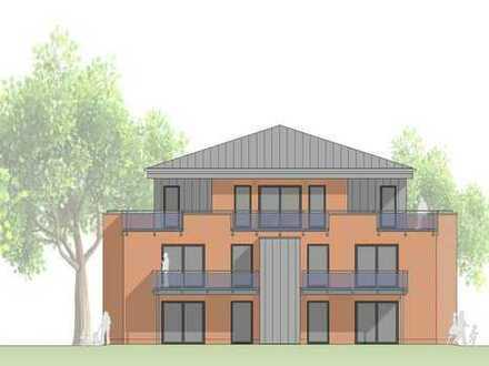 Komfortable 4 Zi.- Penthousewohnung mit offener Küche und Balkon
