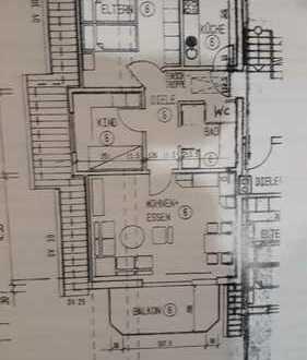 Stilvolle 3-Zimmer-Wohnung in Waiblingen