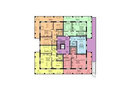 Neubau Mehrfamilienhaus in Neckartailfingen z. Bsp. Haus 2 - Whg 2.9
