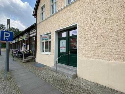 Kleines Ladengeschäft in der Bahnhofszeile Bad Saarow!