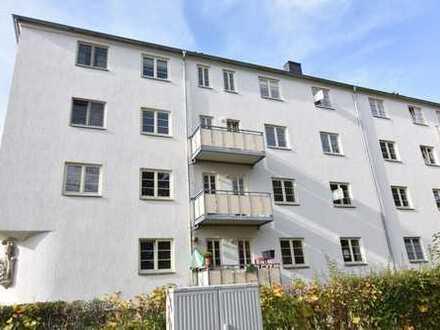 Eigennutzung oder Kapitalanlage! Attraktive Balkonwohnung in Chemnitz-Gablenz!