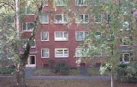 3-Zimmer-Wohnung, gut geschnitten, ab sofort frei, in 5 Gehminuten zur U/S-Bahn Berliner Tor