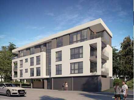 Wohnen in Gärtringen - 3-Zimmer-Neubauwohnung in zentraler Lage