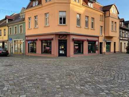 Gewerberäume im Herzen der historischen Altstadt Beeskows zu vermieten