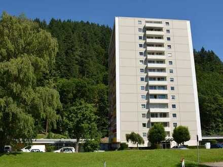 Zum Verkauf: 2 Zimmer-Wohnung mit schönem Ausblick auf Waldkirch