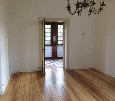 Erstbezug nach Renovierung: Großzügige freundliche Wohnung im Zentrum von Stadthagen