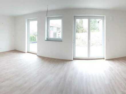 Helle 5-Zimmer-Wohnung mit eigenem Garten