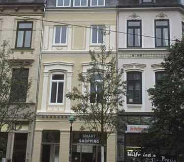 Toplage im Ostertor, saniertes Altbremerhaus