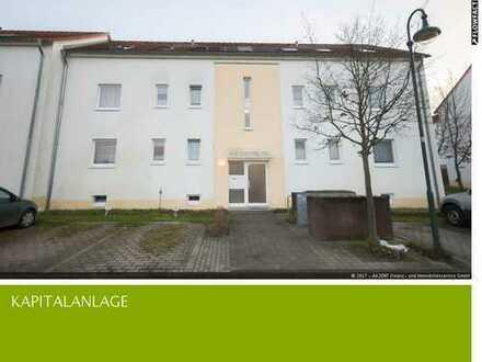 +++ 5,07 % Mietrendite im beliebten Kirschgarten-Bernau - vermietete 3 Zimmerwohnung +++