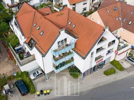 Kapitalanlage - 1-Zimmer-Dachgeschoss-Wohnung