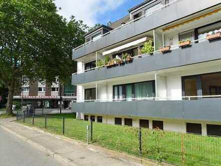 Hochparterre & Souterrain! 2 übereinander liegende Wohnungen - ab sofort!
