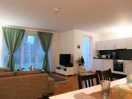 Quartier Amalie - 2 Zimmer Kubox Appartement mit großer Terrasse