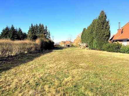 Schönes Baugrundstück in beliebter Lage von Stubben-Beverstedt