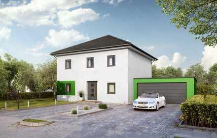 Stadtvilla SmartPlus 144 - das moderne Einfamilienhaus