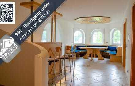Gepflegte 4 Zimmer- Erdgeschosswohnung in ruhiger Lage, ca. 20 Minuten von Bayreuth