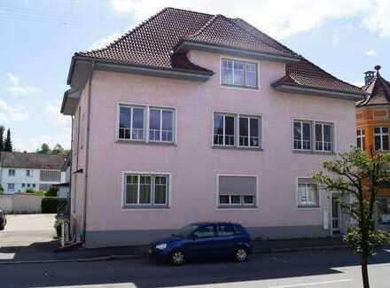 Charmante 4-Zimmer-Maisonette-Wohnung mit sonniger Loggia in Riedlingen