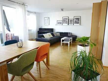 Stilvolle 3-Zimmer-Wohnung mit Balkon und EBK in Frankfurt Riedberg