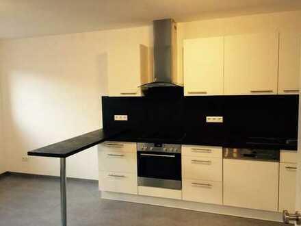Neuwertige 2,5 Zi-Wohnung mit Einbauküche, 44 qm, Blaustein Nähe Uni Eselsberg/Science Park