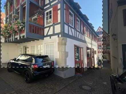 !!PRIVAT!! Schönes Studio in TOP-Lage Altstadt, Gebäude unter Denkmalschutz