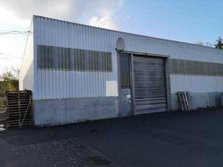 Lagerhalle im Industriegebiet Lehnscheid 1, Wilnsdorf zu vermieten