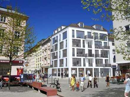 Exklusive zwei Zimmer Wohnung in München, Maxvorstadt