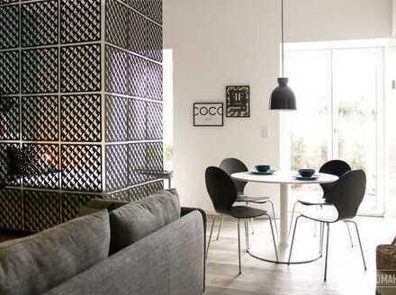 Erstbezug-Möbliertes Apartment mit separater Küche und Terrasse direkt an der Uni