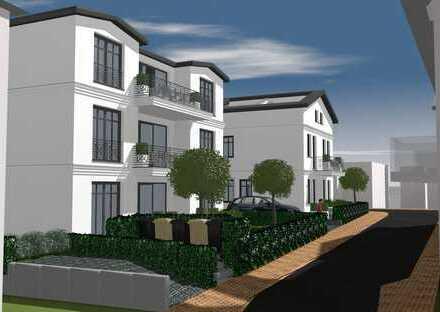 Quartier Haus Frohsinn Ahlbeck - 3-Zimmer mit Maisonette in bester Lage von Ahlbeck (WE 10)