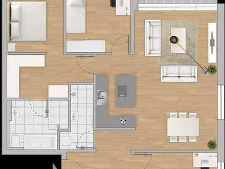 Moderne, große, sonnige 4-Zimmer-Wohnung mit hochwertiger Ausstattung, Balkon, Tiefgarage