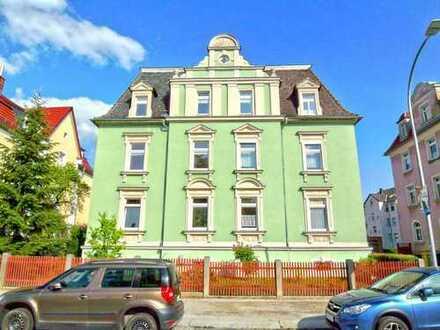 Moderne 3-Raum-Wohnung mit gemeinschaftlichen Wiesengrundstück in ruhiger Wohnlage in Bautzen