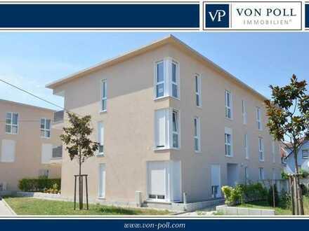Großzügige Wohnung mit sonniger Dachterrasse und Balkon in Innenstadtlage