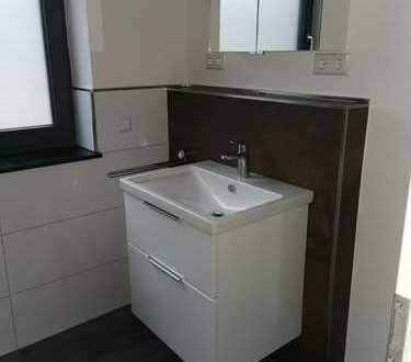 Erstbezug mit Balkon: ansprechende 2-Zimmer-Wohnung in Kämpfelbach