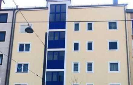 PASING zentrale Lage Moderne lichtdurchflutete 3 Zimmer Wohnung mit Balkon zum Innenhof